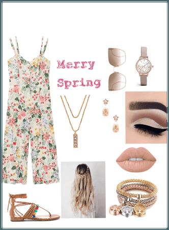 Merry Spring