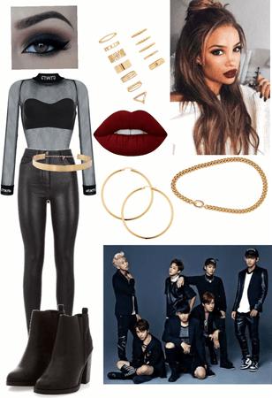 BTS Danger Outfit #2