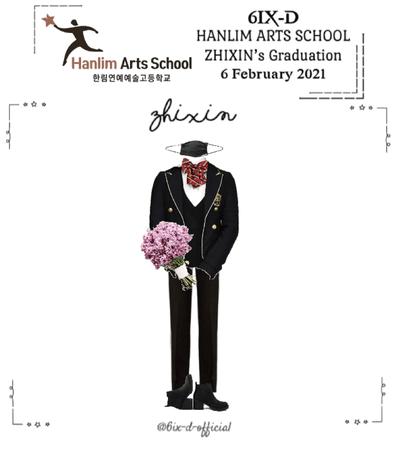 6IX-D [식스디] (ZHIXIN) Hanlim Graduation 210206