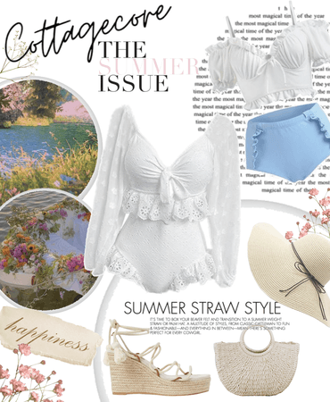 Summer Cottagecore