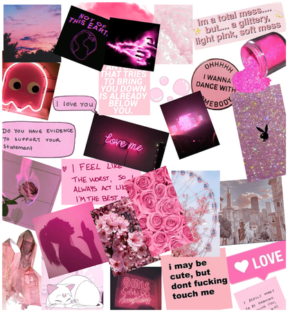 Pink aesthetic💖💘💕💞💓💝💗