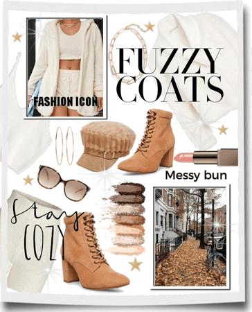 Fuzzy whites