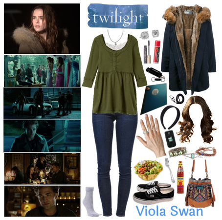Going Shopping & Edward Saving Viola | Twilight OC