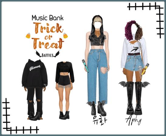 Batties Trick or Treat   Music Bank 10/22