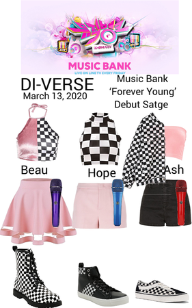 DI-VERSE Forever Young' Performance