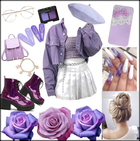 Purple Fit