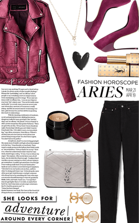 fuschia leather jacket