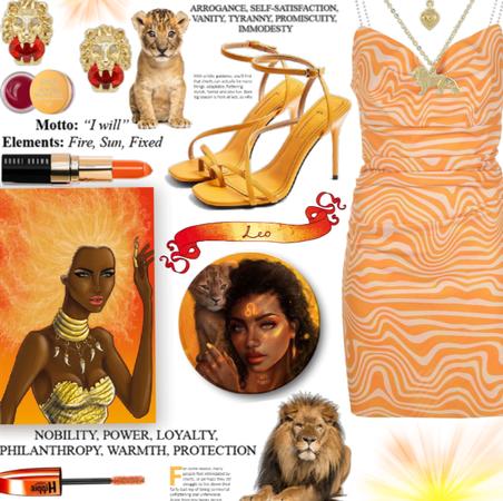 Leo the lion 💥🦁