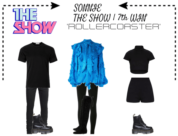 [SONNIE] 'ROLLERCOASTER' THE SHOW | 7th WIN