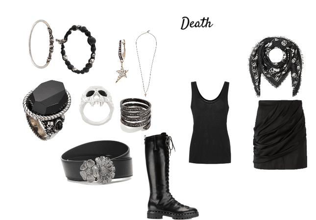 Death (Female)