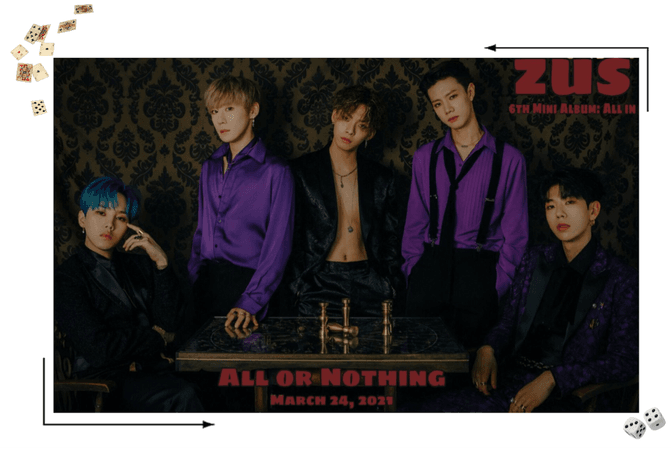 Zus//'All or Nothing' Group Teaser Photo #2