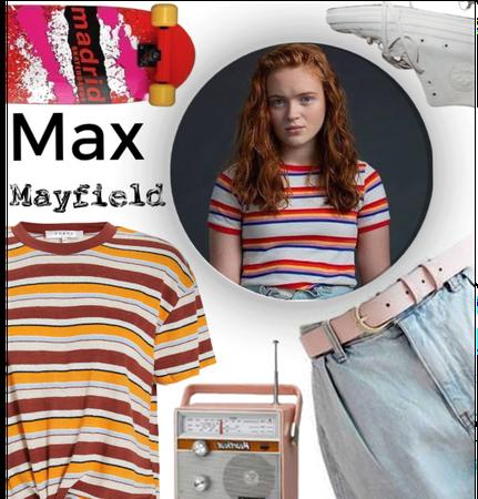 Max Mayfield-sadiesink- stranger things