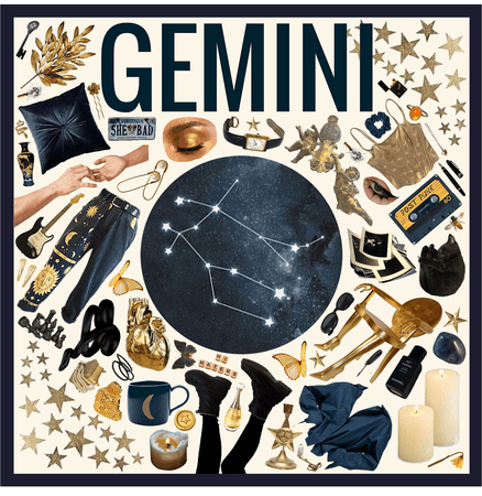 CONSTELLATIONS: Gemini (The Twins)