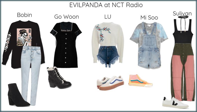EVILPANDA at NCT Radio