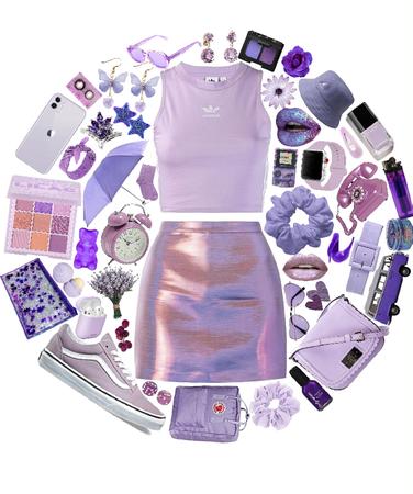 purple ma'am