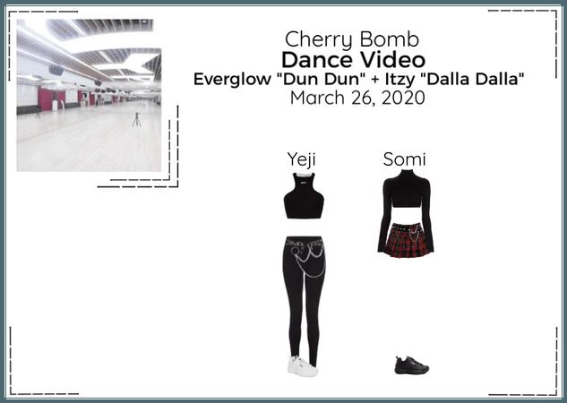 Cherry Bomb Yeji & Somi Dance Video