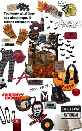 Halloween vibezz
