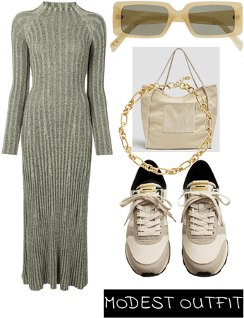 Modest Outfit