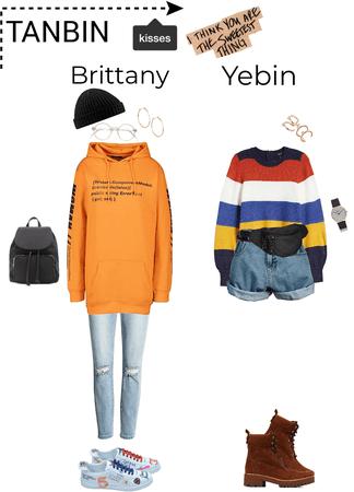 GLG|TanBin|Brittany X Yebin