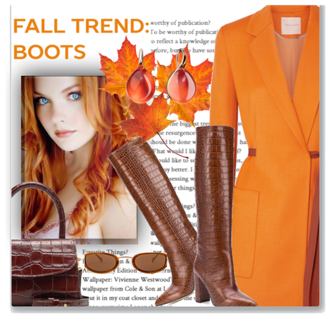 FALL TREND: BOOTS