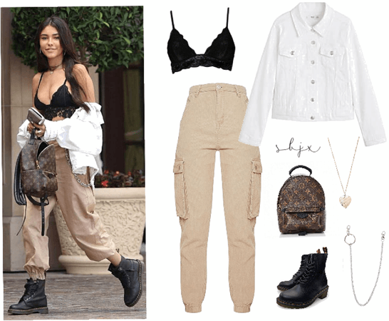 Madison Beer Inspired look