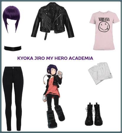 Kyoka Jiro My hero academia