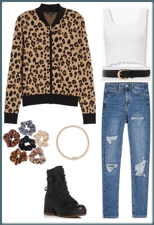 Casual Cheetah