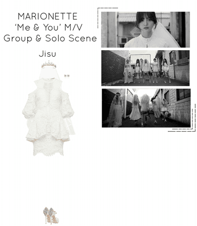 MARIONETTE (마리오네트) 'Me & You' Music Video - Jisu Solo Scene