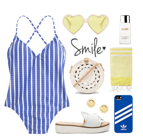 SUMMER 2018: Smile! It's Summer ;)