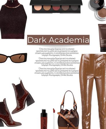 Dark Academia  Challenge set