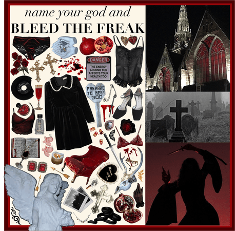 """""""Bleed The Freak"""" -Alice In Chains"""
