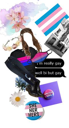 Trans & Bi pride 2020