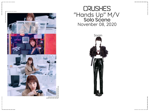 """Crushes (호감) """"Hands Up"""" Music Video"""