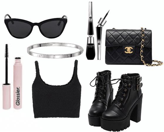 Goth girl🖤