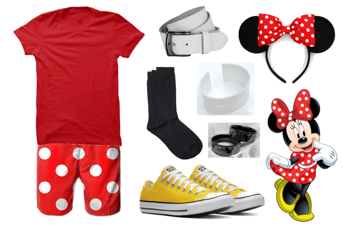 Minnie Mouse - DisneyBound
