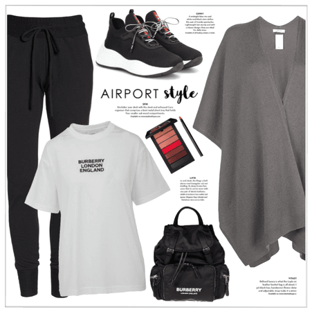 Airport Style!