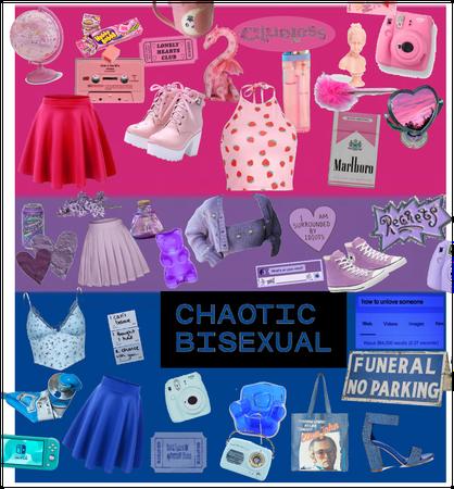 Crazy bisexual 💖💜💙