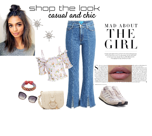 casual and chic