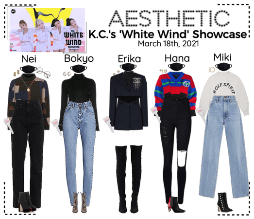 AESTHETIC (미적) [K.C.'s 'White Wind' Debut Showcase]