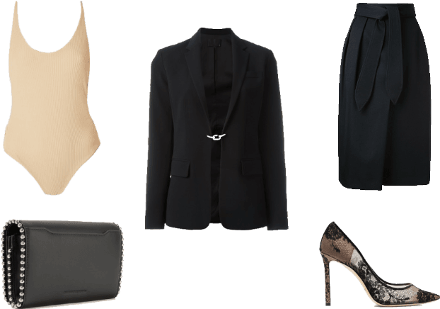 You can look stylish while working 2