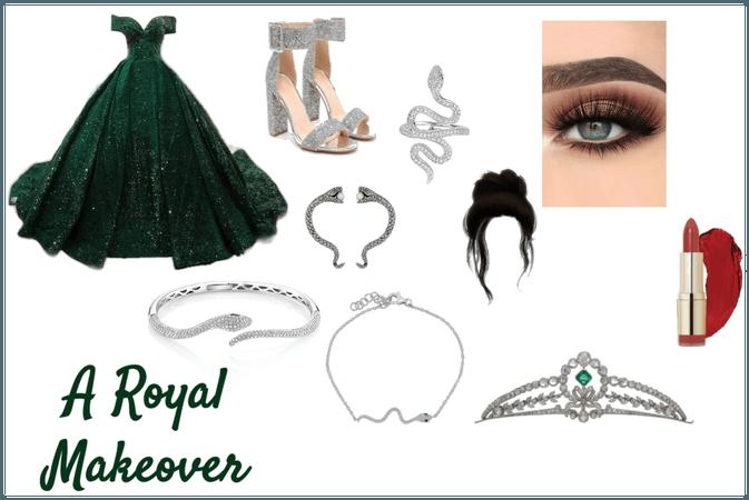 Royal Makeover Challenge