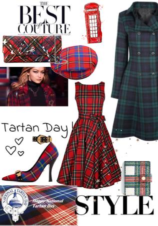 Tartan Fashion