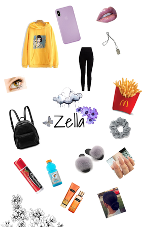 Zella outfit