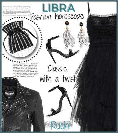 Libra Fashion- Classic, a twist!