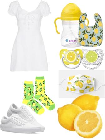 lemon/lime little space! ✨