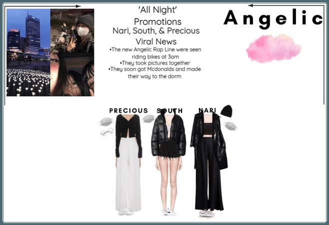 천사의 (Angelic) Rapline Viral News