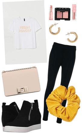 sunny ☀️ yellow