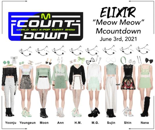 "ELIXIR (엘릭서) ""Meow Meow"" Mcountdown"
