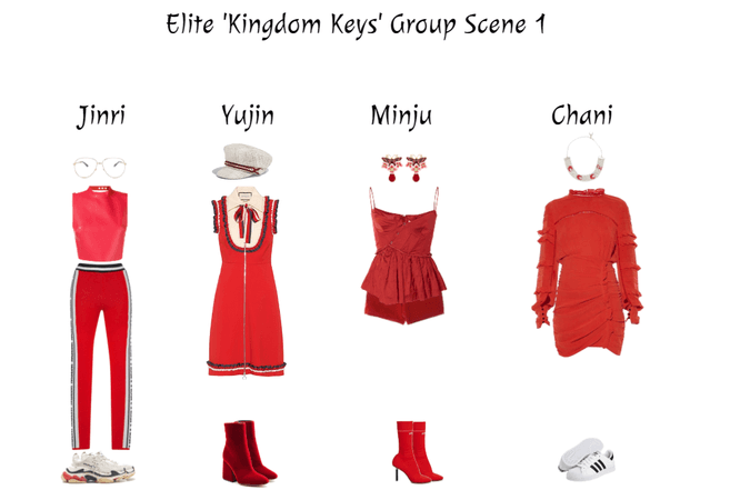 elite 'kingdom keys' group scene 1