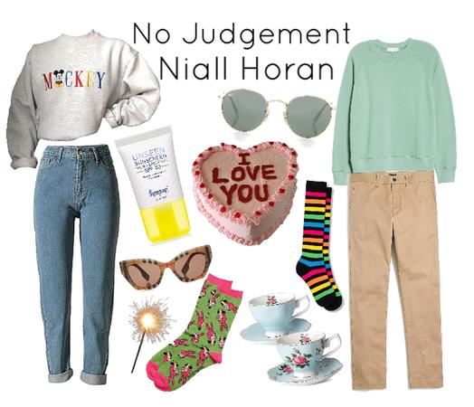 No Judgement - Niall Horan